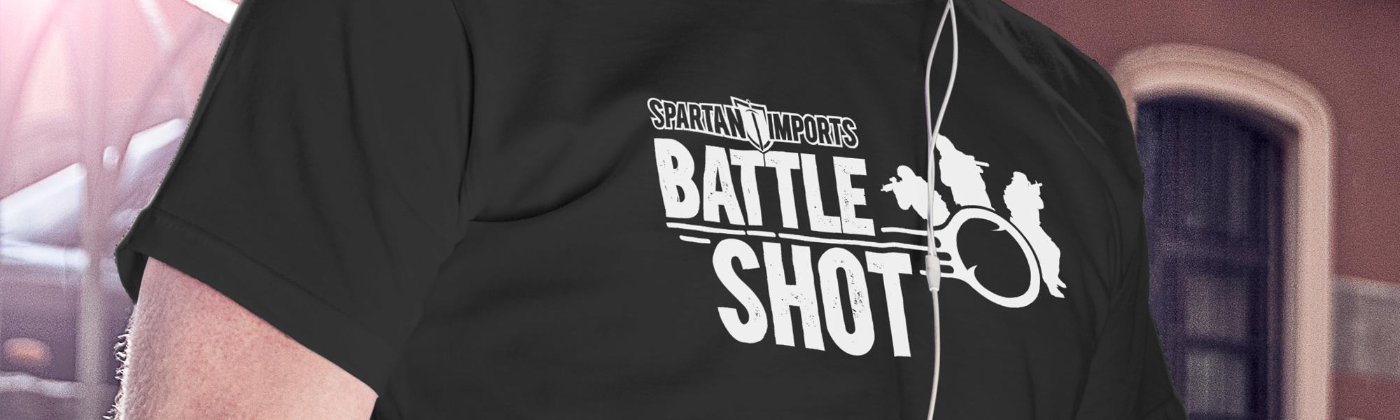 Spartan Imports Battle Shot