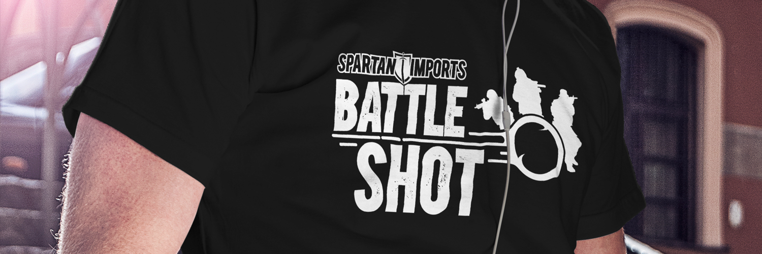 Spartan Imports Battle Shot